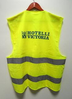 Heijastinliivi Hotelli Victoria
