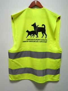 Turvaliivi Rescueyhdistys Kulkurit